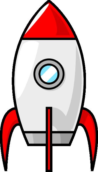 space rocket clip art - photo #3