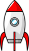 ocal cartoon rocket by iyo kliponius cartoon rocket by iyo