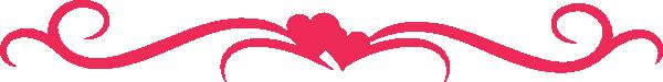 , Swirl, Border, Valentine Clip Art at Clker.com - vector clip art ...