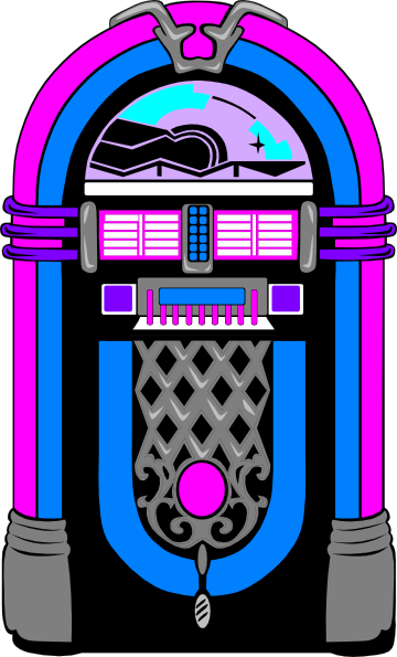 Jukebox Clip Art at Clker.com - vector clip art online, royalty free ...