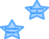 Star Donate Now Clip Art