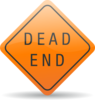 Dead End Sign Clip Art