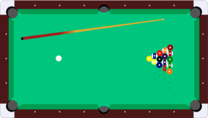 Snooker Tables Clip Art