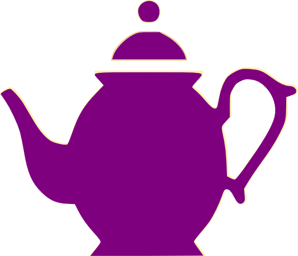 Teapot Clip Art At Clker.com