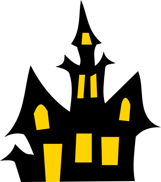 haunted house clip art at clker com vector clip art online rh clker com