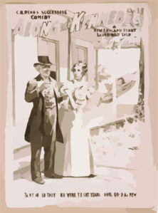 C.r. Reno S Successful Comedy, Along The Kennebec A New England Story Laughingly Told. Clip Art