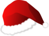 Santa Hat Cartoon Clip Art