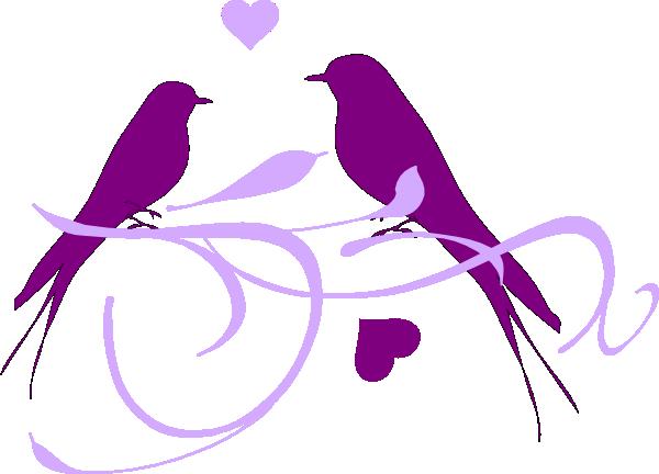 Love Birds Clip Art at Clker.com - vector clip art online ...