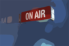 On Air Sign Radio Clip Art