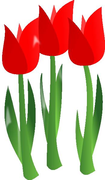free clipart tulip flower - photo #33