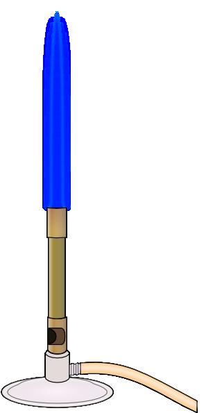 Bunsen burner clip art