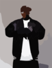Method Man Photo Clip Art