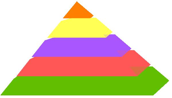 pyramid clip art at clker com vector clip art online royalty rh clker com pyramid clipart free pyramid clipart for powerpoint