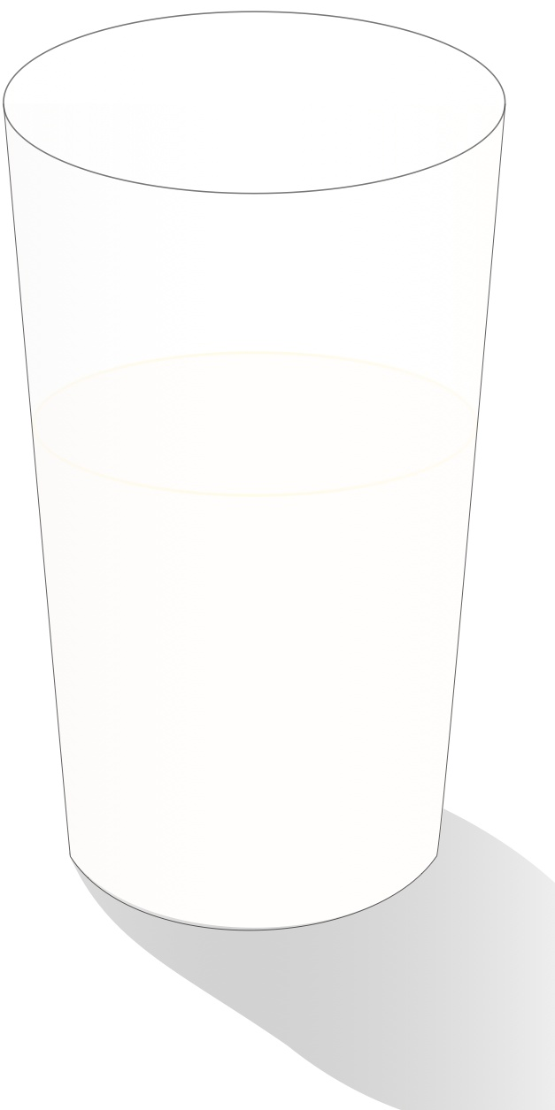 Glass Cup Coloring Page a glass cup Colouring ...