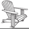 Adirondack Chair Drawing Image