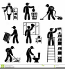 Black And White Person Clipart Image