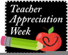 Happy Teacher Appreciation Week Clipart Image