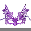 Free Masquerade Clipart Image