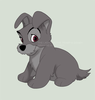Disney Clipart Scamp Image