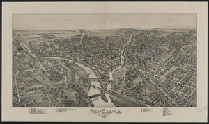 New Castle, Pennsylvania, 1896 Image