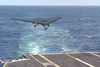 Artist Concept Of A Naval Unmanned Combat Air Vehicle (ucav-n) Image