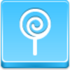 Free Blue Button Icons Lollipop Image