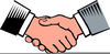 Shake Hands Cliparts Image