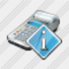 Icon Cash Register Info Image