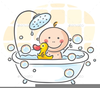 Bad Baby Clipart Image