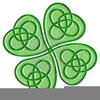 Celtic Wedding Knot Clipart Image