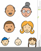 Happy Family Clipart Free Image