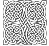 Free Clipart Celtic Knotwork Image