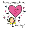 Free Clipart For Birthday Cards Image