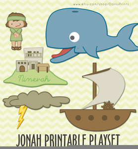 jonah the whale clipart free images at clker com vector clip art