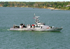 Uss Firebolt (pc 10) Underway Image