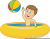 Clipart Picture Of Swimming Pool Image