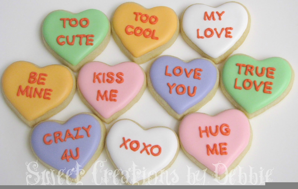 Heart Candy Sayings Free Images At Clker Com Vector Clip Art