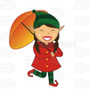 Free Vector Clipart Elf Image