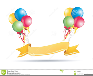 Ballon Anniversaire Clipart Free Images At Clker Com Vector Clip Art Online Royalty Free Public Domain