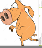 Pig Nose Clipart Image