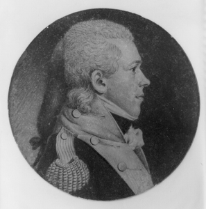 [samuel White, Head-and-shoulders Portrait, Right Profile] Image