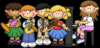 Music Classroom Clipart Image