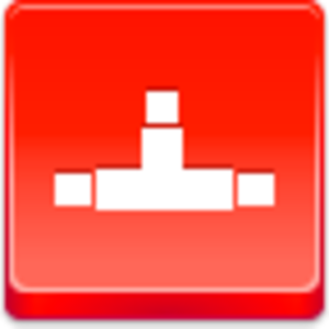Free Red Button Icons Network Connection Image