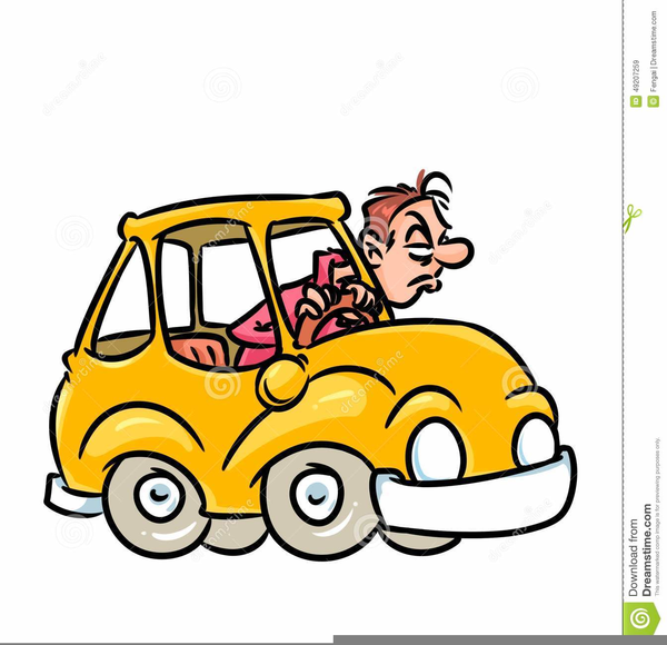 Old Man Driving Car Clipart | Free Images at Clker.com ...