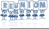 Th High School Reunion Clipart Image