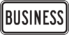 Business Traffic Sign Clip Art