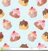 Pudding Clipart Free Image