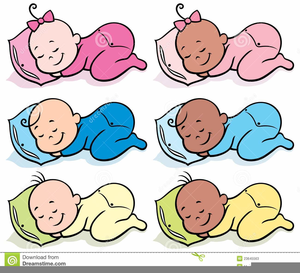 sleeping baby clipart free images at clker com vector clip art rh clker com sleeping baby clipart microsoft word clipart child sleeping