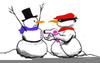 Funny Christmas Clipart Image
