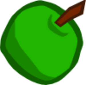 Green Apple Image